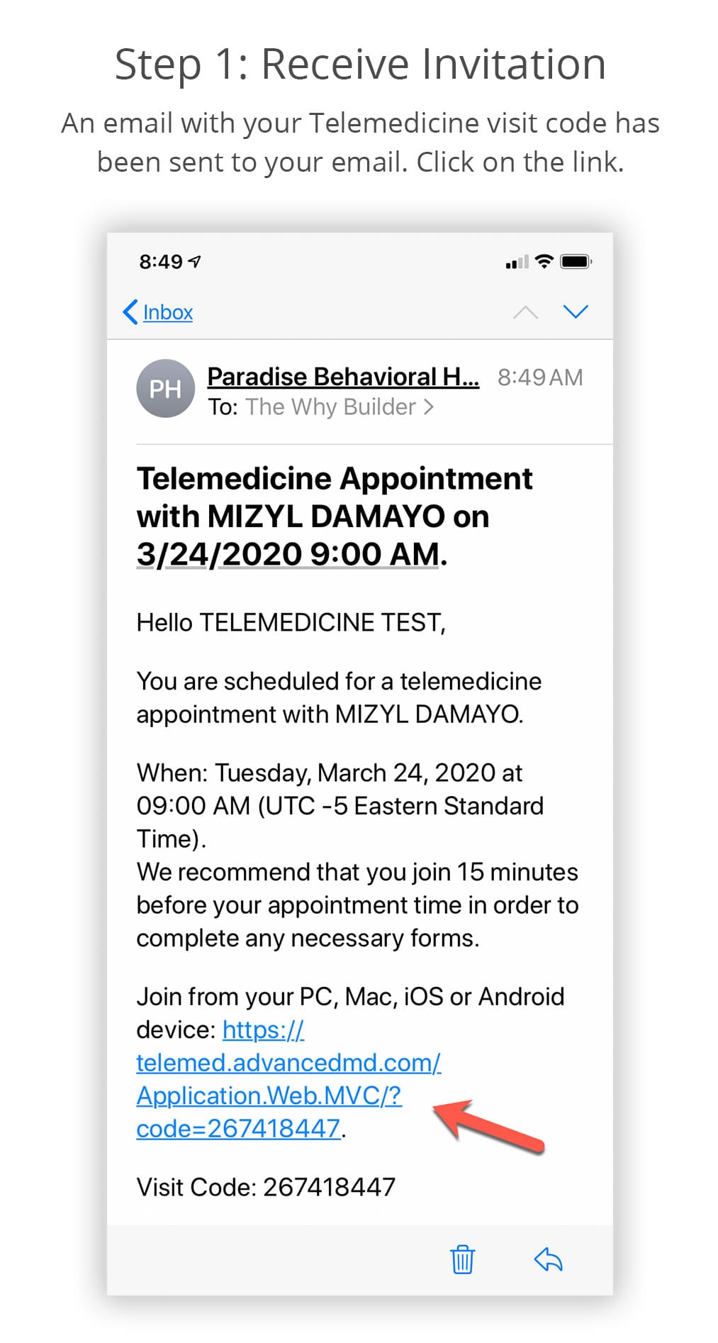 Paradise-Telemedicine-Phone-Step-1